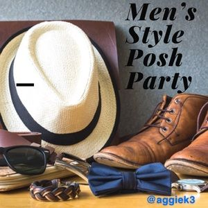 Hosting Men's Style!
